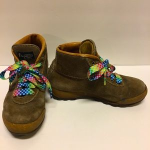 Vintage Vasque Hiking Boot
